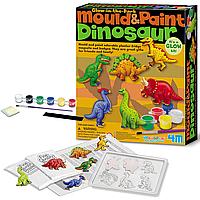 Набор для создания светящихся фигурок 4M Динозавры (00-03514)