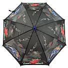 """Детский зонт для мальчиков с тачками на 5-9 лет от фирмы """"Paolo""""., фото 4"""