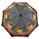 """Детский зонт для мальчиков с тачками на 5-9 лет от фирмы """"Paolo""""., фото 7"""