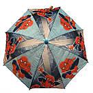 Зонтики детские (Паук и Тачки) на 3-5 лет., фото 5