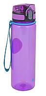 Пляшечка для води Violet 600мл YES