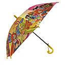 """Детский зонт трость для девочек """"Winx club"""" на 5-9 лет от фирмы """"Paolo"""", фото 2"""