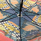 """Детский зонт трость для мальчиков с тачками на 5-9 лет от фирмы """"Paolo"""", фото 4"""