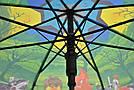 Детский зонт трость для мальчиков с Ниндзяго, фото 2