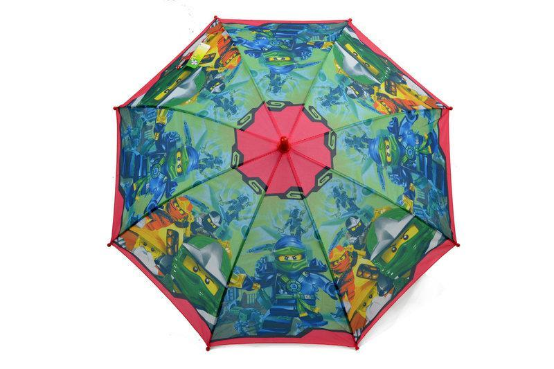 Зонтики для мальчиков с Ниндзяго