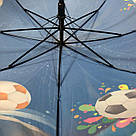 Детский зонт Футбол, фото 3