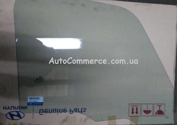 Стекло двери левой Hyundai HD65, HD72, HD78., фото 2