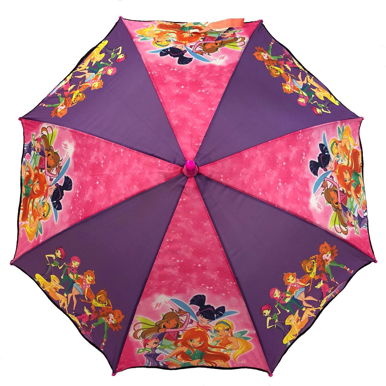 """Зонтик для девочек """"Winx Club"""""""