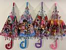 Детский прозрачный зонт трость для девочек LoL, фото 5