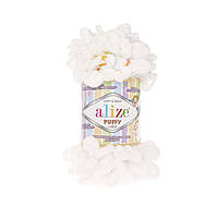 Пряжа Alize Puffy Color 5794