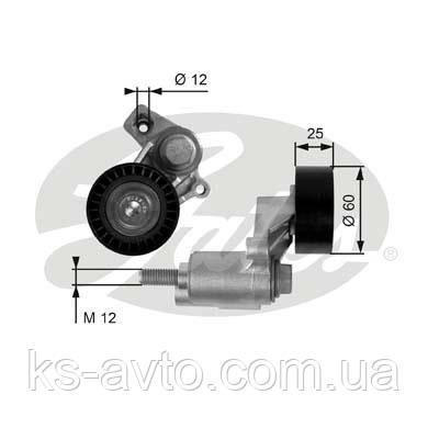 T38235 (60x17x25) Ролік до натяжника Renault/Mitsubishi/Nissan/Opel