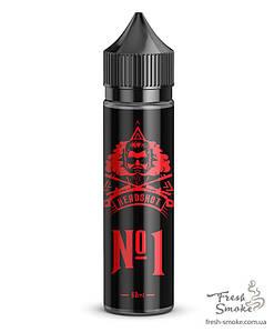 Жидкость для Электронных Сигарет HeadShot #1, 3.5 мг