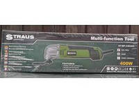 Багатофункційний інструмент Straus ST/MF-CS0402