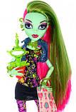 Лялька Monster High Doll Venus McFlytrap, Монстер Хай Венера МакФлайтрап, базова., фото 2