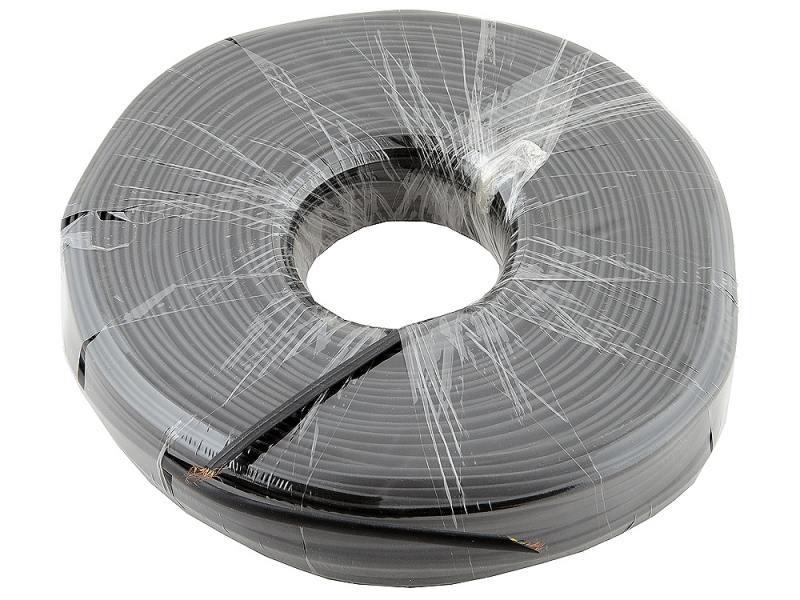 Телефонный кабель CCS (длина 100м., 26AWG, 4 жильный)