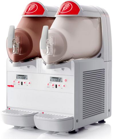 Апарат для морозива Ugolini Minigel 2