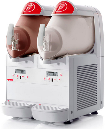 Апарат для морозива Ugolini Minigel 2, фото 2