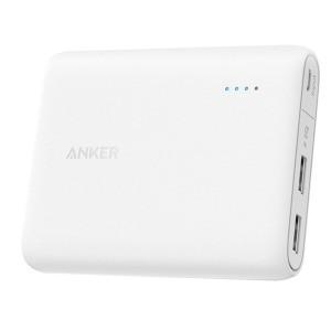 Портативное зарядное устройство Anker PowerCore 10400 mAh Li-ion V3 White