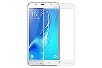 Защитное стекло Ipaky Full Screen для Samsung J7 prime, G610 White, фото 1