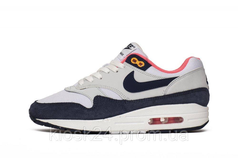 2def9dad Оригинальные кроссовки Nike Wmns Air Max 1 (319986-116) - Sneakersbox -  Интернет
