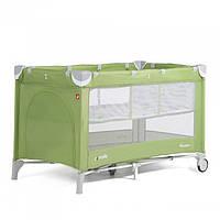 Манеж-кровать CARRELLO Piccolo+ CRL-9201 Sunny Green
