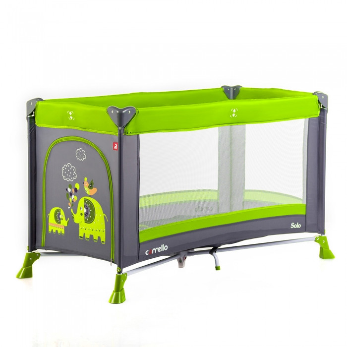Манеж CARRELLO Solo CRL-11701 Lime Green
