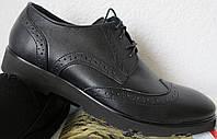 Timberland Oxford мужские кожаные туфли броги оксфорд реплика Тимберленд, фото 1