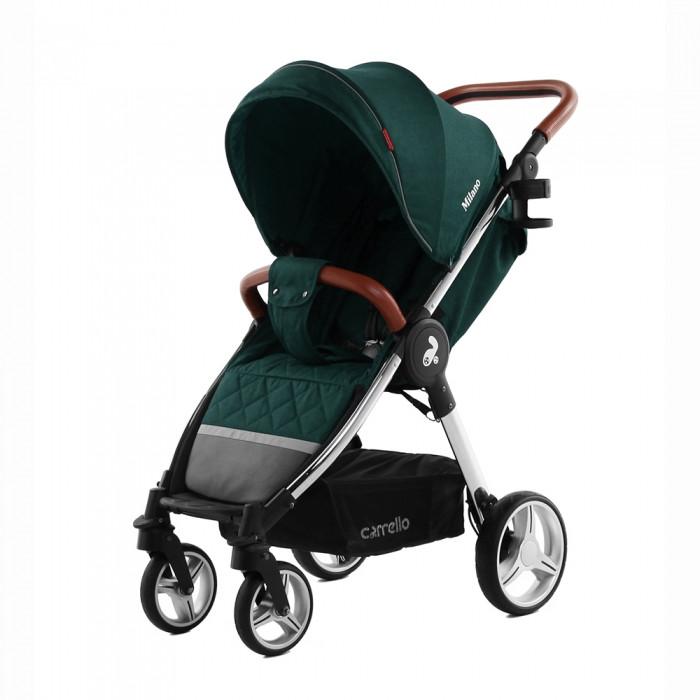 Коляска прогулочная CARRELLO Milano CRL-5501 Aqua Green