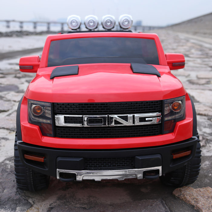 Электромобиль T-7819 Red