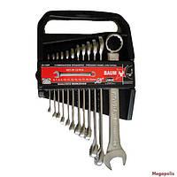 Набор ключей рожково-накидных 12 ед 6-22 мм BAUM 30-12MP B