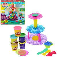 """A5144 Плей До. Ігровий набір """"Вежа з кексів"""", Play-Doh"""