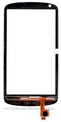 Тачскрин (сенсор) Acer V360 Liquid E1 Duo, black (чёрный), фото 2