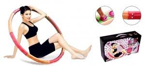 Массажный обруч Vivid Health Hoop (2,4 кг)