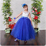 Детское бальное платье в пол , фото 2