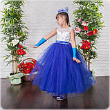 Детское бальное платье в пол , фото 3