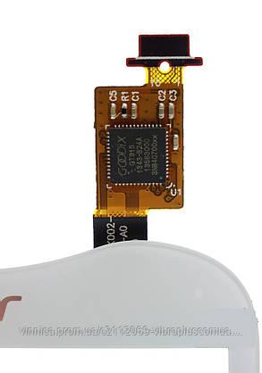 Тачскрин (сенсор) Acer V370 Liquid E2 Duo, white (белый), фото 2