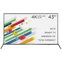Телевизор ERGO LE43CU6530AK+Бесплатная доставка!, фото 1