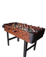 Настольные игры 4в1 (футбол,бильярд,аэрохоккей,теннис) HouseFit G54800