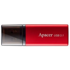 Flash Drive Apacer AH25B 64GB (AP64GAH25BR-1) Red