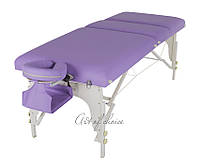 Стол массажный Art of Choice Bel фиолетовый