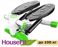 Міні степпер HouseFit K0710A Green, фото 1