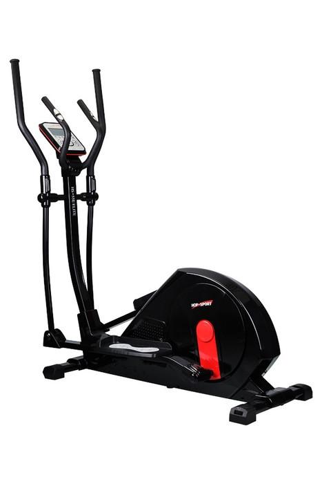 Электромагнитный орбитрек Hop-Sport HS-55E ELITE черно-красный