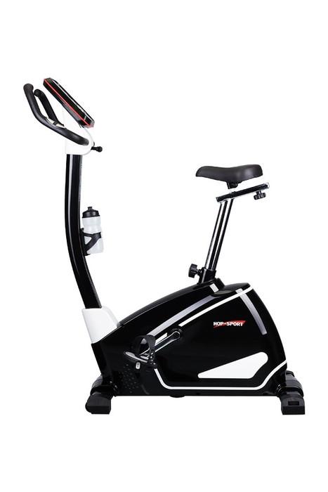 Велотренажер электромагнитный Hop-Sport HS-80R ICON черный