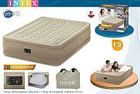 Надувная двухместная кровать Intex 64458