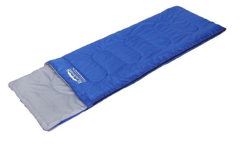 Спальный мешок с подголовником KILIMANJARO SS-06T-020