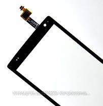 Тачскрин (сенсор) Acer Z150 liquid Z5 DualSim, black (чёрный), фото 3