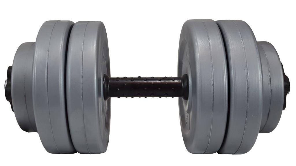 Гантель USA Style в сборе 10 кг SS-EK-2044-10