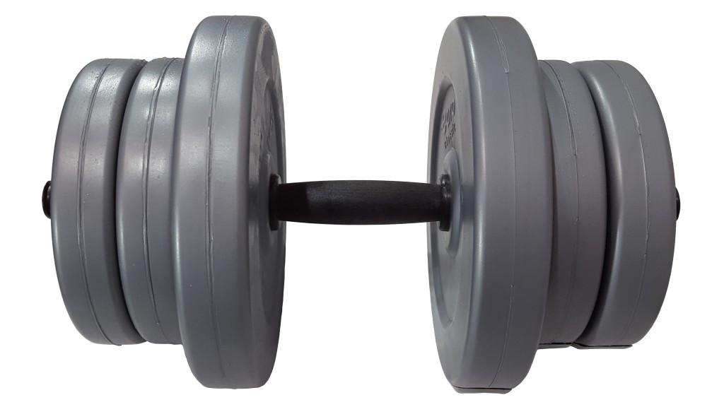 Гантель USA Style в сборе 20 кг SS-EK-2044-20