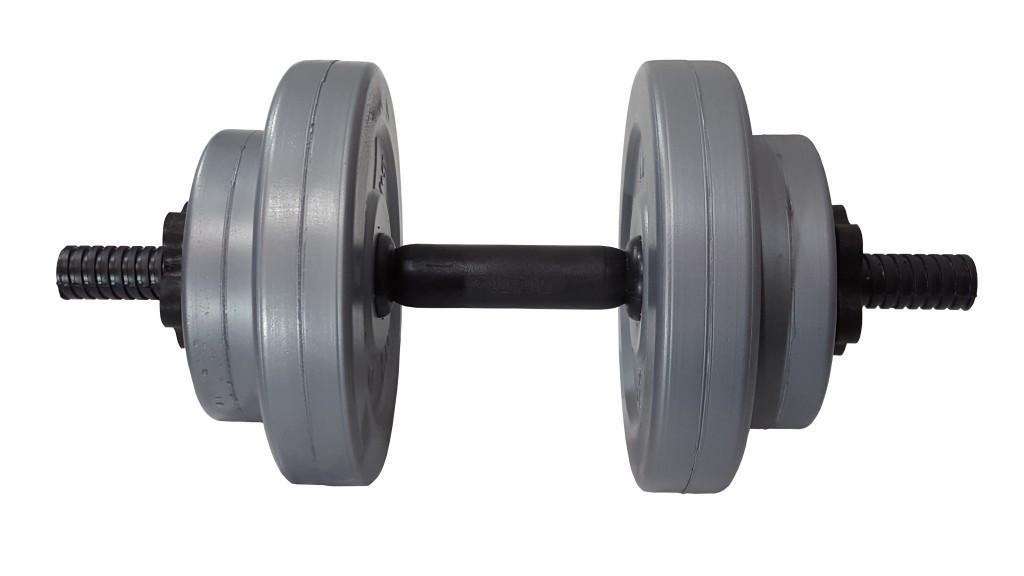 Гантель USA Style в сборе 6 кг SS-EK-2044-6