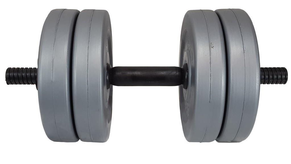 Гантель USA Style в сборе 8 кг SS-EK-2044-8